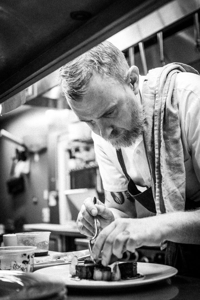 Quatrofoil Lifestyle Chef photography
